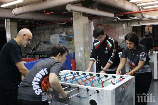 София приема първото издание на официална отборна купа по джаги за младежи