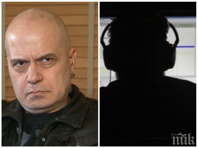 ЕКСКЛУЗИВНО! Шпиономания тресе Слави, намерил тайни микрофони в офиса си и уволнил шефа на охраната