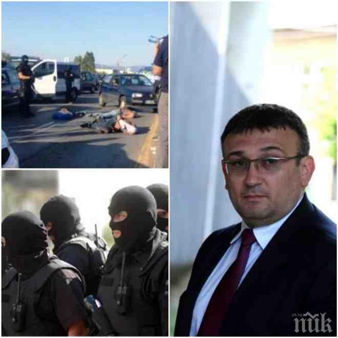 ИЗВЪНРЕДНО В ПИК TV! МВР и прокуратурата с нови разкрития за акциите срещу организираната престъпност (ОБНОВЕНА)