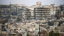 Израел удари летището в Дамаск