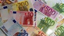 Курсът на еврото е спаднал с 0,4% след изборната изненада в Германия