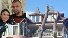 НОВИ РАЗКРИТИЯ! Гринго на Софи Маринова изнудвал известен бизнесмен, разследват го за стрелба по баровско имение