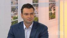 Калоян Паргов брани Румен Радев: Президентската институция не е същата