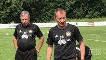 Драма във футбола! Дясната ръка на Белчев в ЦСКА с култово изригване