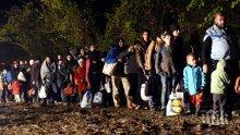 168 нелегални имигранти прегазиха браздата от Турция в Гърция