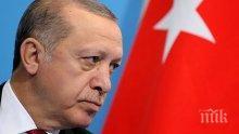 Ердоган: Закриваме границата си със Северен Ирак по време на кюрдския референдум