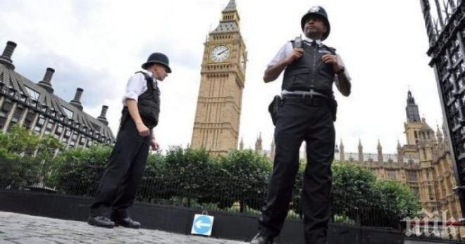 Висш офицер: Полицията на Великобритания не може да се справи с терористичните заплахи