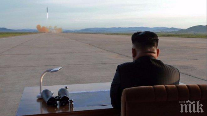ТРЕВОГА! Северна Корея готви опит с водородна бомба в Тихия океан