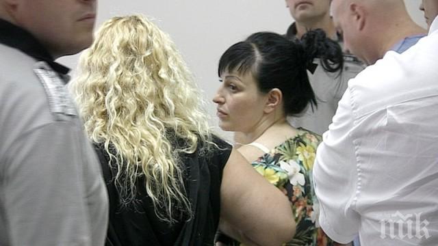 Експатриотката Анелия Велева се призна за виновна за трафик на мигранти