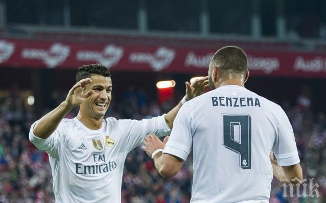 Ас на Реал Мадрид катастрофира тежко