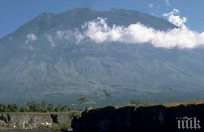 Вулканът на остров Бали е пред изригване, обявиха най-високата степен за опасност