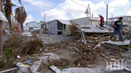 """ТОТАЛНА КРИЗА! Пуерто Рико остава за месеци без ток след урагана """"Мария"""""""