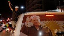 Спират международните полети от и до Иракски Кюрдистан