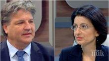ПРАВО В ДЕСЕТКАТА! Димитър Узунов попиля грантаджиите от ВСС! Соня Найденова намазала 18 заплати