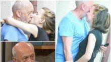 НЕ МОЖЕ ДА БЪДЕ! Стоян Алексиев се върнал при жена си, продължава да отрича връзка с Ивана: Ще ме видите да прегръщам много хора