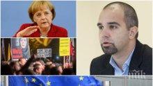 ЕКСКЛУЗИВНО В ПИК! Политологът Първан Симеонов с горещ коментар за възхода на националистите в Европа и къде е мястото на България