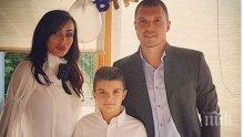 Валери Божинов-младши май няма да се връща от Швейцария! Хлапето зарязва майка си, ще живее с Дъртото коте