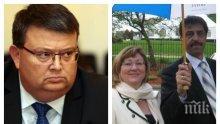 ЕКСКЛУЗИВНО! Цацаров гневен: Сърбия да спре театъра с екстрадицията на Цветан Василев! Главният прокурор коментира изборите за ВСС, КТБ, Чайка и дефицита на справедливост