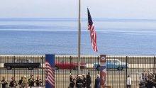 САЩ намаляват дипломатите си в Куба