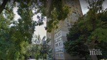 СТРАШНА ТРАГЕДИЯ! Жена се хвърли от 9-я етаж в Пловдив