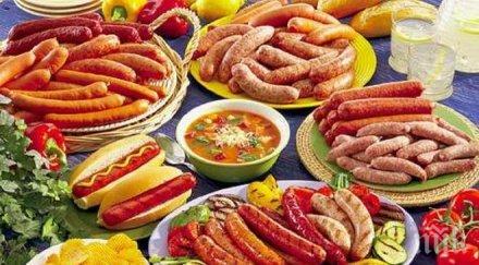 внимание вижте вредни храни българите консумират