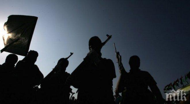 """В Сирия е открито укритие на украински бойци в редиците на """"Ислямска държава"""""""