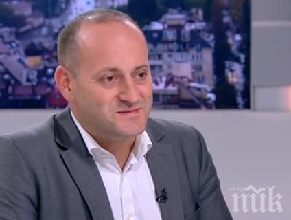 Радан Кънев: Доспива ми се от темата с антикорупционния закон - органът ще е бошлаф