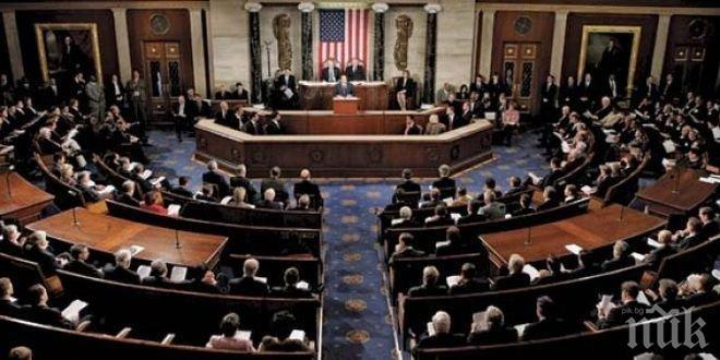 Американският сенат отложи гласуването против системата за здравеопазване