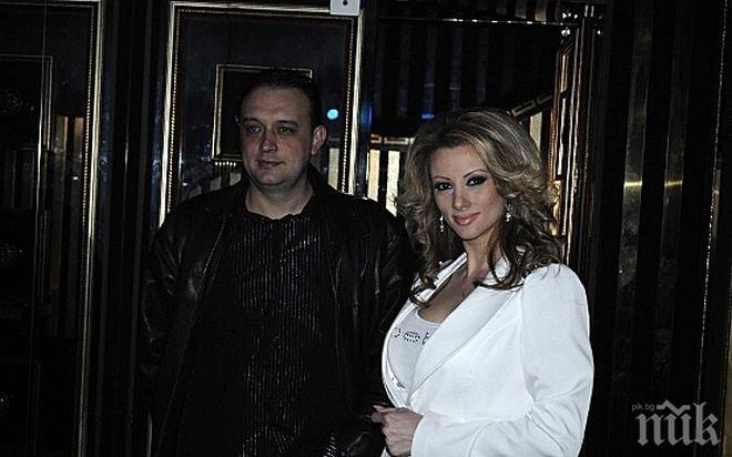 ДРАМА! Мъжът на Таня Боева я спуквал от бой, певицата отказвала участия, заради посинени очи и отоци