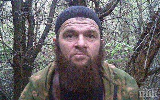 ЗЛОВЕЩА НАХОДКА: Откриха останките на терорист №1 на Русия Доку Умаров (СНИМКИ 18+)
