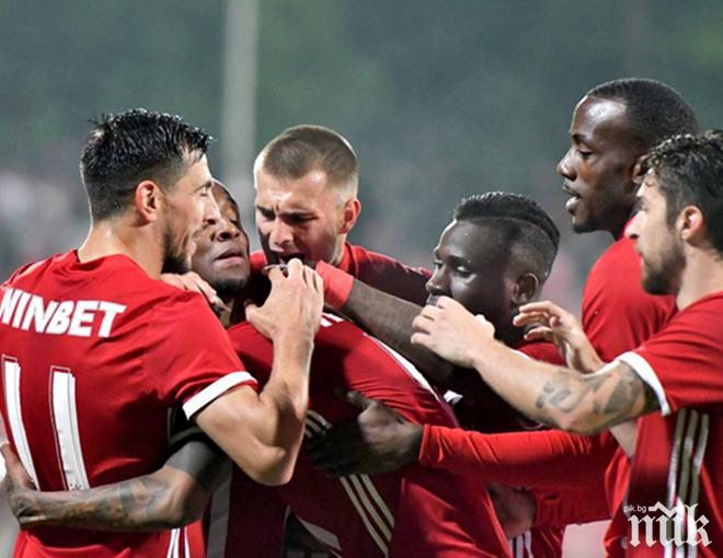 ЦСКА без почивка в паузата - Стамен Белчев търси съперник за контрола