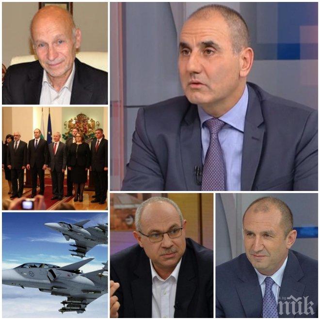 Цветан Цветанов с ексклузивен коментар за грипените, кандидатурата на Антон Тодоров и оставката на кмета на Хасково