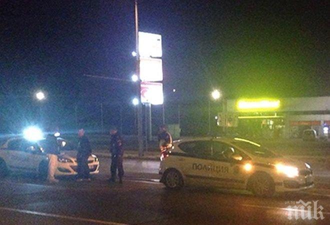 ШОК! Кола отнесе колоездач в Бургас! Главата му е размазана (СНИМКИ)