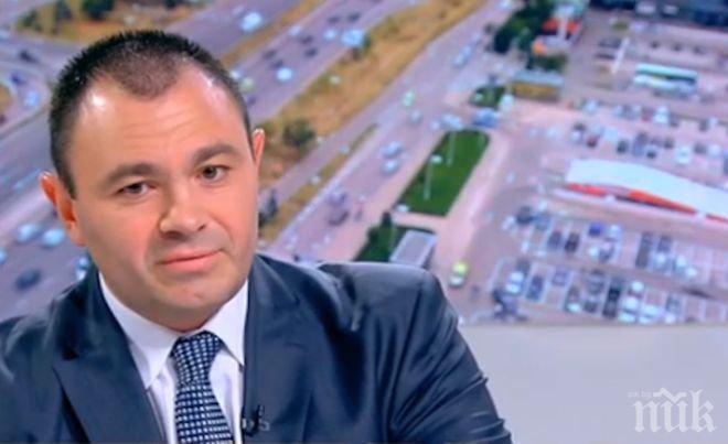 Светлозар Лазаров: Русия не е заплаха за националната сигурност!