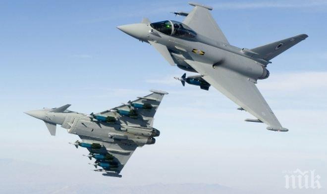 """Великобритания до момента е нанесла повече от 1500 въздушни удара по """"Ислямска държава"""""""