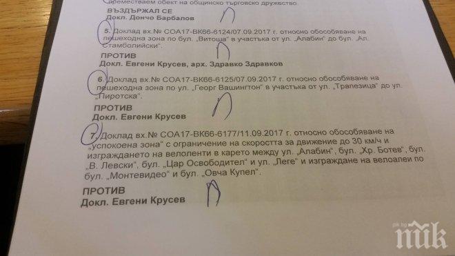 Общинар алармира: В София се задава транспортен хаос заради затварянето на още улици