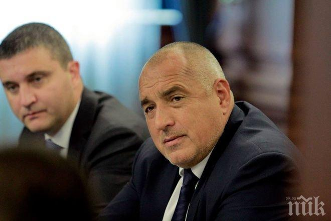 Борисов: Втори мост над Дунав край Русе ще даде възможност на България и Румъния да поемат много по-голям трафик