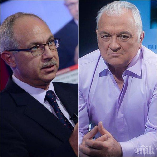 ИЗВЪНРЕДНО В ПИК! СКАНДАЛЪТ НЕ СТИХВА: Антон Тодоров дал на съд Сашо Диков, двамата в пореден рунд в парламента (ОБНОВЕНА)