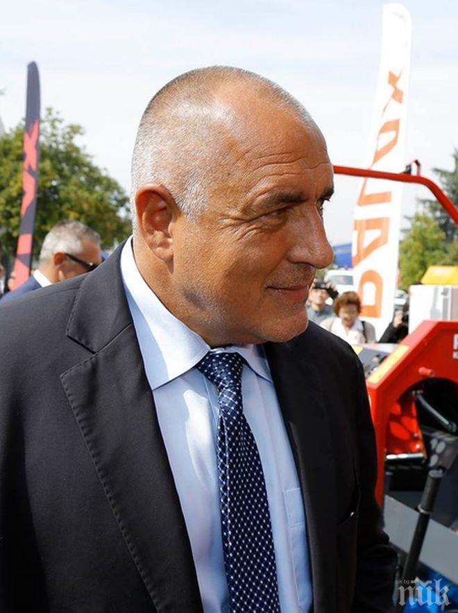 ПЪРВО В ПИК! Борисов с важна новина за българите в Албания - ето какво се разбра с премиера Рама