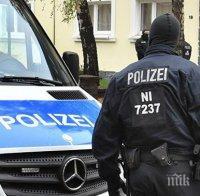 Задържаха ислямисти в Германия, подготвяли грабеж на бижутериен магазин