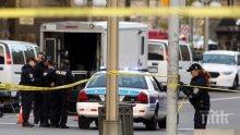 Тероризъм разтърси Канада - има прегазени и намушкан полицай