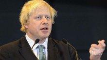 Борис Джонсън обяви гласуването в Каталуния за противоконституционно