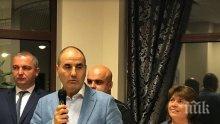 Цветан Цветанов започна подготовка за местните избори