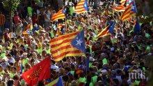 В Каталония засега се въздържат от обявяване на независимост