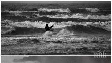 СТРАШНАТА ДРАМА В АХТОПОЛ! Иво от София е мъртвият сърфист! Приятелката му е неутешима