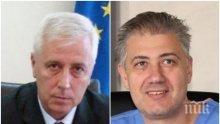 """ПОДКРЕПА! Министър Петров застана зад директора на """"Пирогов"""": Аз също бих уволнил екипа"""
