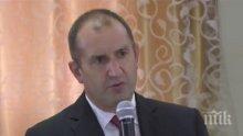Румен Радев се закани на ГЕРБ: Щом искат битка с мен ще я имат