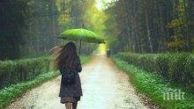 ТИПИЧНА ЕСЕН! Гответе се и за слънце, и за дъжд, и за студ през уикенда