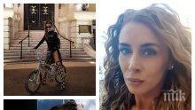 """СУПЕР СКАНДАЛ! Галена завлече с 3 бона дизайнерката Паулина Крушкина! Чалга звездата с претенции не си платила колелото с камъни """"Сваровски"""" от клипа с Филип Плейн (СНИМКИ + ВИДЕО)"""