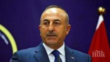 Турция се надява Ербил да се откаже от идеята за създаване на независима държава